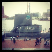 Photo taken at USS Torsk (SS-423) by Johan J. on 4/28/2013