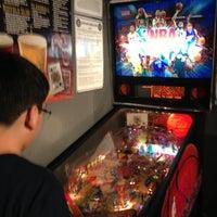 Photo taken at Underdoggs Sports Bar & Grill by Hostel Smyle Inn on 4/14/2013