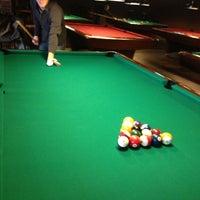 Photo taken at Tarantula Billiards by Mark D. on 12/30/2012