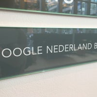 Photo taken at Google Amsterdam by Martijn S. on 9/9/2016