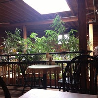 Photo taken at Calico Cupboard Old Town Cafe and Bakery by Fa R. on 4/13/2013