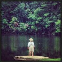 Photo taken at Aldridge Gardens by Allie L. on 8/17/2013