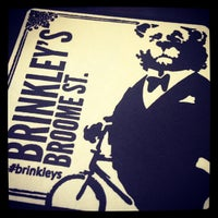 Photo taken at Brinkley's Broome Street by Cole G. on 5/27/2013