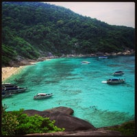 Photo taken at Similan Islands by Maria💘 P. on 1/3/2013