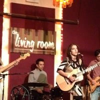 Photo taken at The Living Room by maria on 12/19/2012