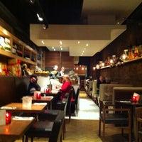 Photo taken at Ponti's Italian Kitchen by Rafael G. on 11/16/2012