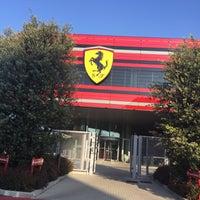 Photo taken at Ferrari Training Centre by Arturo E. on 5/17/2016