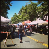 Photo taken at Old Oakland Farmers' Market by Rich H. on 6/28/2013