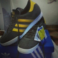 Photo taken at Adidas Outlet Store by Dú S. on 12/4/2013