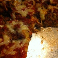Photo taken at Grotto Pizza by Juniper N. on 12/29/2012