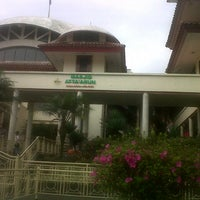 Photo taken at Masjid Atta'awun by adit w. on 10/6/2012