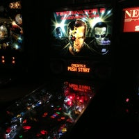 Photo taken at Joystick Gamebar by Emily B. on 8/25/2013
