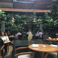 Photo taken at Cafe Ó Bosques by Oriana S. on 7/14/2016