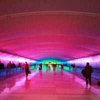 Photo taken at Detroit Metropolitan Wayne County Airport (DTW) by DJ AR on 1/7/2013