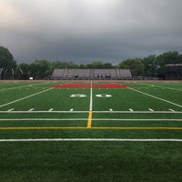 Photo taken at Shaker Heights High School by DJ AR on 8/13/2013