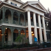 Photo taken at Haunted Mansion by Beth T. on 4/18/2013