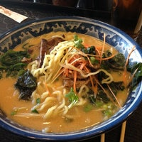 Photo taken at Ramen House Ryowa by Murry I. on 11/19/2012
