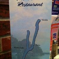 Photo taken at Keuka Restaurant by Amy V. on 7/26/2013