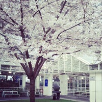 Photo taken at Burrard SkyTrain Station by Danielle on 3/27/2013