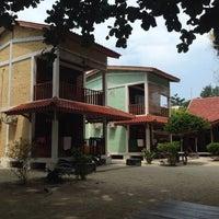 Photo taken at Pulau Pramuka by tebejowo I. on 7/30/2015