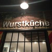 Photo taken at Wurstküche by Travis H. on 11/8/2012