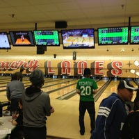 Photo taken at Memory Lanes and the Flashback Cafe by Eric P. on 1/29/2013