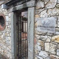 Photo taken at Castello di Ama by Elena on 9/13/2015