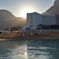 Photo taken at Le Méridien Dead Sea by Екатерина К. on 2/5/2014