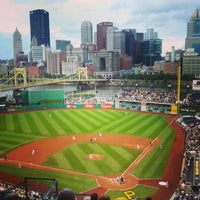 Photo taken at PNC Park by Jim M. on 6/13/2013