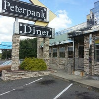 Photo taken at Peterpank Diner and Restaurant by William C. on 9/30/2013