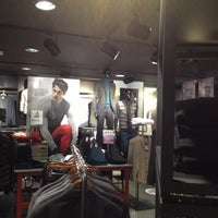 Photo taken at H&M by Thirsty J. on 11/17/2012