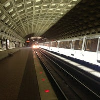 Photo taken at Judiciary Square Metro Station by William l. on 2/22/2013