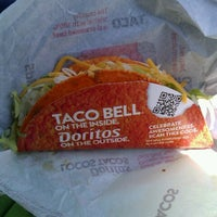 Photo taken at Taco Bell by Jerron U. on 9/3/2012