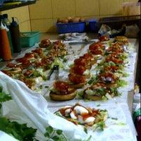 Photo taken at Burger Pian by Nshamimi M. on 12/20/2012