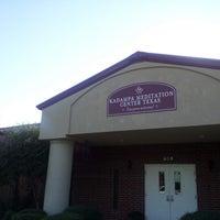 Photo taken at Kadampa Meditation Center Texas by Lukas K. on 10/28/2012
