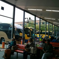 Photo taken at Buchanan Bus Station by Teresa K. on 8/4/2014