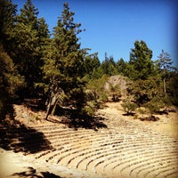 Photo taken at Mt. Tamalpais Amphitheater by Garrett Y. on 9/23/2012