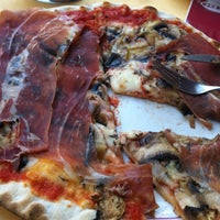 Photo taken at Ristorante Pizzeria Bibo Bar by Victoria on 5/13/2013