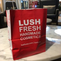 Photo taken at LUSH Fresh Handmade Cosmetics by Lori D. on 2/9/2016