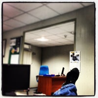 Photo taken at Aker Solutions Office by Andy M. on 1/24/2013