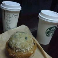 Photo taken at Starbucks by Agustín M. on 10/3/2012