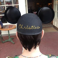 Photo taken at Chapeau Hat Shoppe by Christine S. on 4/29/2013
