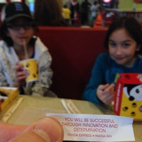 Photo taken at Panda Express by Phillip L. on 2/22/2014