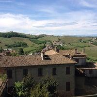Photo taken at Neive Borgo Vecchio (Alta) by alberto m. on 5/1/2014