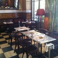 Photo taken at Grand Café de la Poste by Zoran M. on 1/9/2013