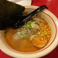 Photo taken at Men-ichi Japanese Ramen (麺いち) by Martin K. on 11/8/2016