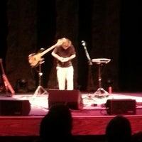 Photo taken at Pollak Theatre by Kurt K. on 10/26/2013