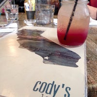 Photo taken at Cody's by John G. on 5/27/2015
