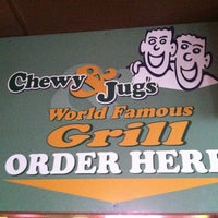 Photo taken at Chewy And Jug's by Dotted & Crossed Marketing on 4/11/2013