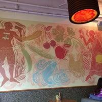 Photo taken at SuperFood Cafe by Radhika K. on 5/24/2014